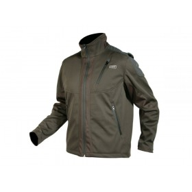 Softshell bunda LANBRO-S GREEN - Softshell bunda LANBRO-S GREEN