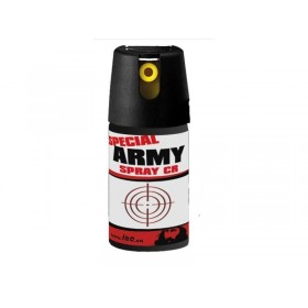 Obranný sprej - kaser Special Army spray CR 40ml -