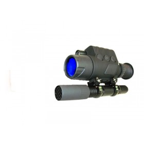 Bering Optics eXact Precision  2,6×44 gen 1+ super, KIT -