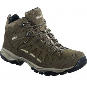 MEINDL NEBRASKA LADY MID GTX BROWN - MEINDL NEBRASKA LADY MID GTX BROWN