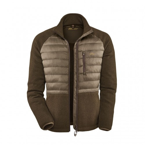 Fleece bunda Blaser Hybrid