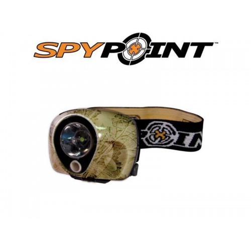 Čelovka Spy Point HL-1PW