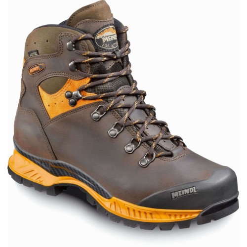 MEINDL SOFTLINE TOP GTX ORANGE/MOCCA