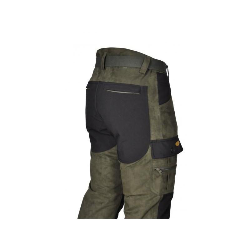 39c4293842e6 ... Obrázok číslo 2  Pánske nohavice HUBERTUS pre chladnejšie obdobie