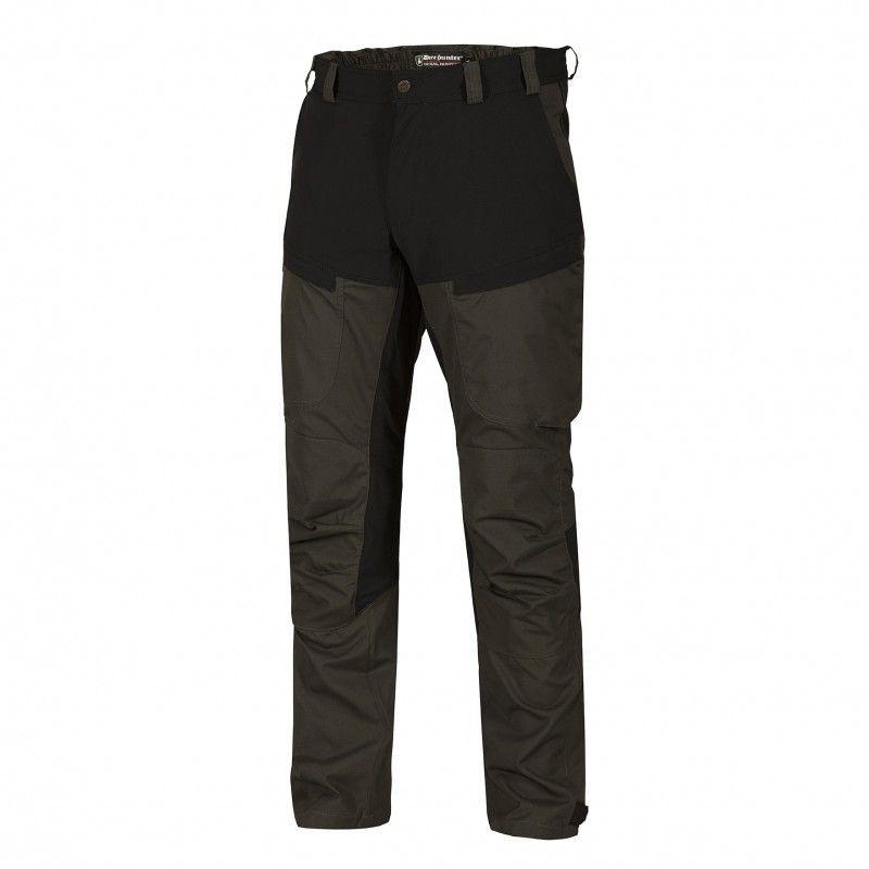 f302e3903 Obrázok číslo 1: Deerhunter Strike Trousers Black Ink - nohavice Obrázok  číslo 2: ...