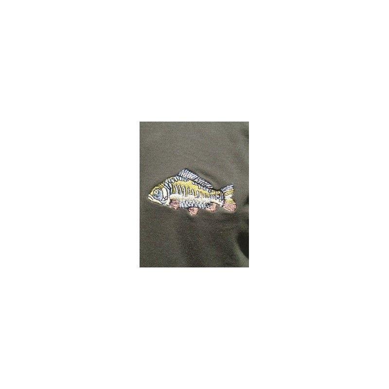 f10fd87aba ... Obrázok číslo 2  Tričko (DR) s výšivkou kapor